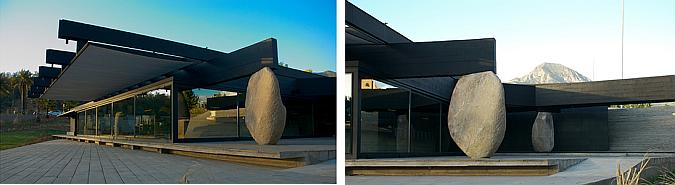 la levedad de la piedra – restaurante mestizo