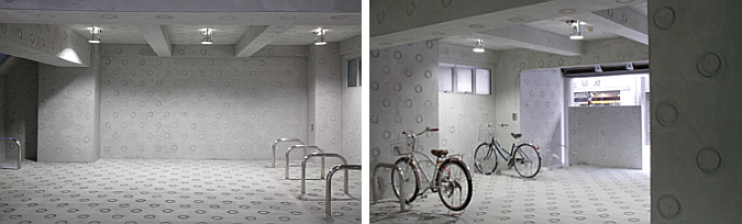 aparcamiento para bicicletas - ring parking