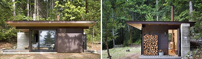 Judit Bellostes : la cabaña del bosque – salt spring island cabin ...