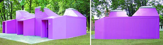 del camión al camping - sanitary facilities in Magdeburg