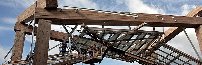 en construcción - serpentine gallery pavilion 2008
