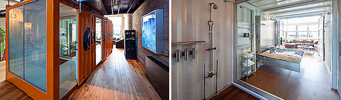 containers de interior – sf loft