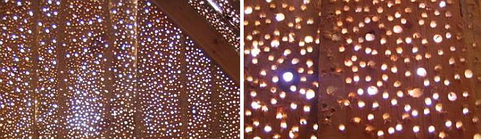 Judit bellostes resultados de la b squeda de luz for Acero corten perforado oxidado