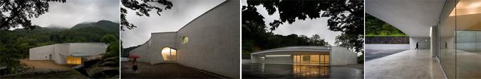 curvas blancas - Alvaro Siza Hall