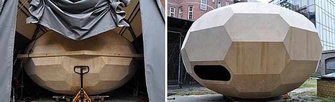 caparazón de erizo - spaceplates prototype