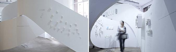 ideas elazadas - tangling exhition