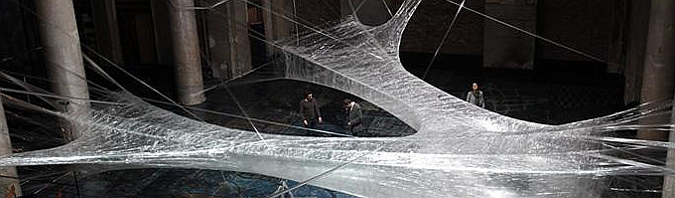 plástico expandido - tape installation