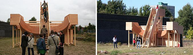 la imaginación como estrategia - the promising land, exhibition