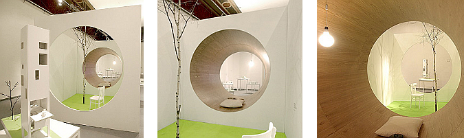 casas pequeñas - the small house, exhibition