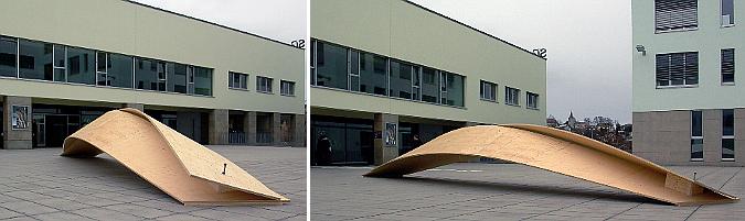 innovación, madera y arquitectura - timber project, exhibition