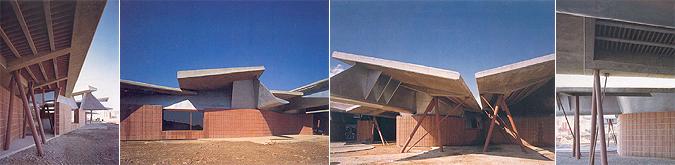 Instalaciones de tiro con arco - 1992/2007