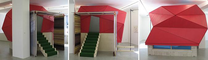 la casa de lucy - tornado shelter