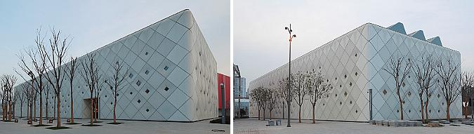 el pabellón de las ciudades - urban best practices area,  b3-2 pavilion