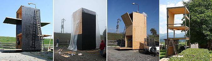 unimo, modular tower