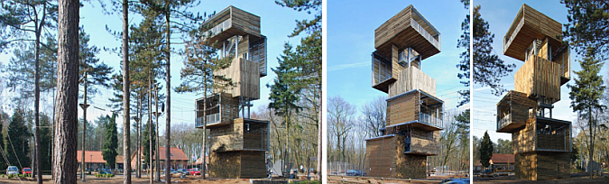 turismo rural - viewing tower