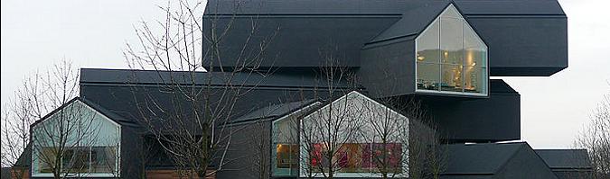 entre lo industrial y lo domestico - vitrahaus showroom