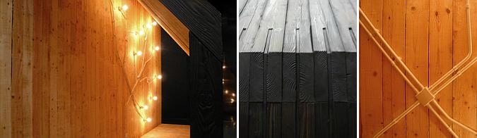 la leñera - woodshed pavilion