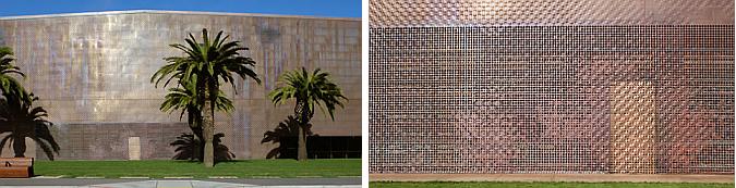 corteza de cobre - young museum of San Francisco